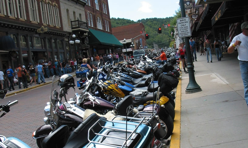 Sturgis South Dakota Sd Alltrips
