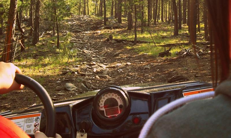 Black Hills ATV Trails