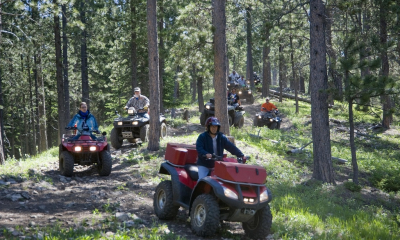 Black Hills South Dakota Atv Rentals Jeep Tours Amp Trails