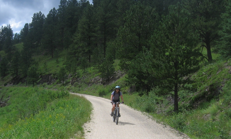 Black Hills Bike Trails
