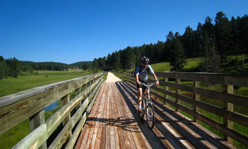 Black Hills Mountain Biking South Dakota Bike Rentals