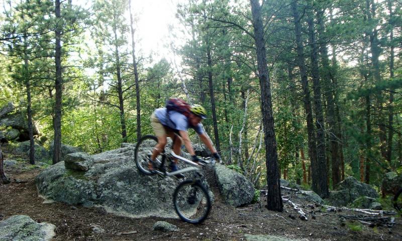 Black Hills Mountain Biking South Dakota Bike Rentals Tours