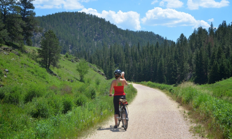 Black Hills Mountain Biking