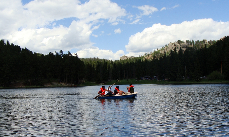 Black Hills Boating