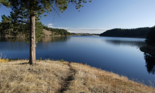 Deerfield Lake Black Hills National Forest South Dakota