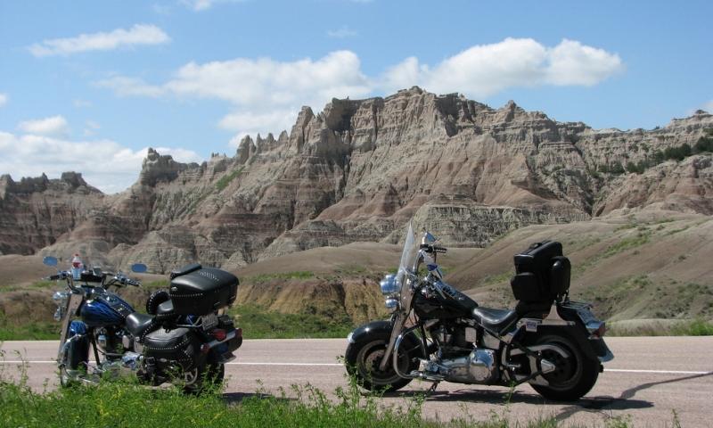 Black Hills South Dakota Motorcycle